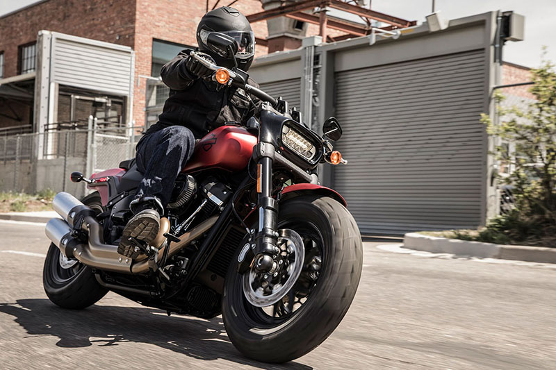 2019 Harley-Davidson Softail® Fat Bob® at Vandervest Harley-Davidson, Green Bay, WI 54303