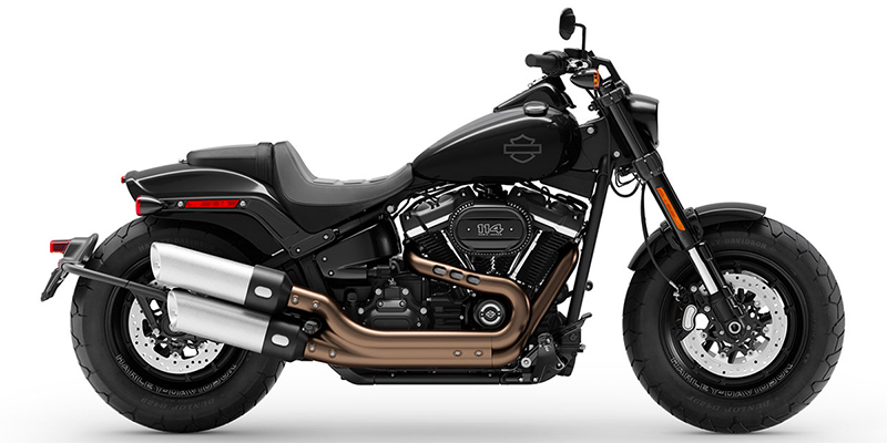 2019 Harley-Davidson Softail® Fat Bob® 114 at Mike Bruno's Bayou Country Harley-Davidson
