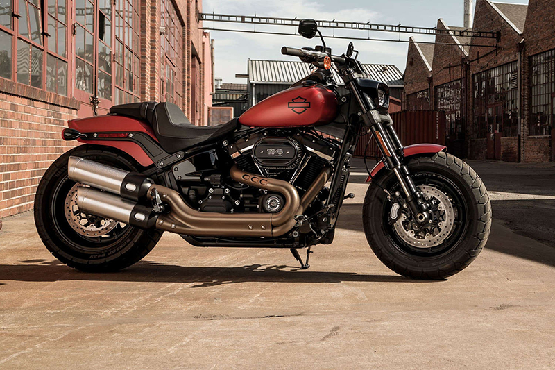 2019 Harley-Davidson Softail Fat Bob 114 at Southside Harley-Davidson
