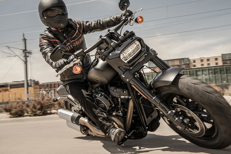 2019 Harley-Davidson Softail® Fat Bob® 114 at Indianapolis Southside Harley-Davidson®, Indianapolis, IN 46237