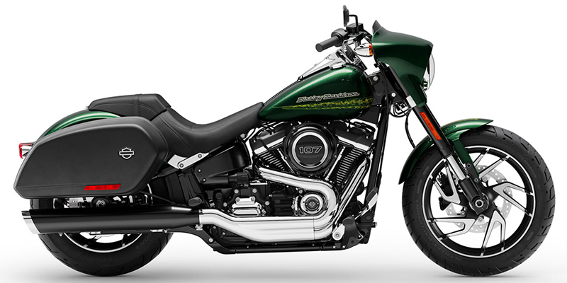 2019 Harley-Davidson Softail® Sport Glide® at Lynchburg H-D