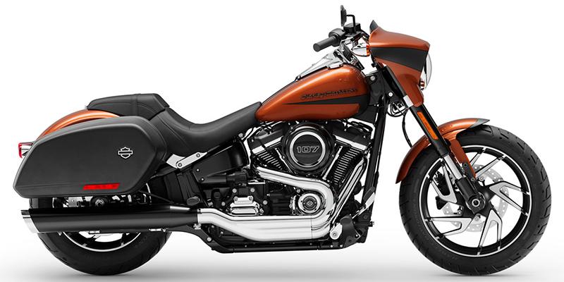 2019 Harley-Davidson Softail® Sport Glide® at Bumpus H-D of Jackson
