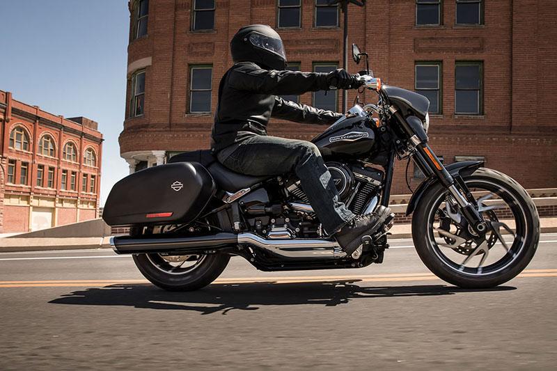 2019 Harley-Davidson Softail® Sport Glide® at Destination Harley-Davidson®, Silverdale, WA 98383