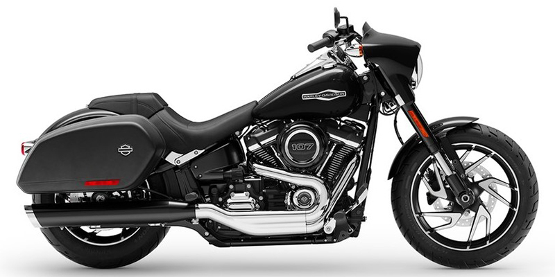 Softail® Sport Glide® at Harley-Davidson® Shop of Winona, Winona, MN 55987