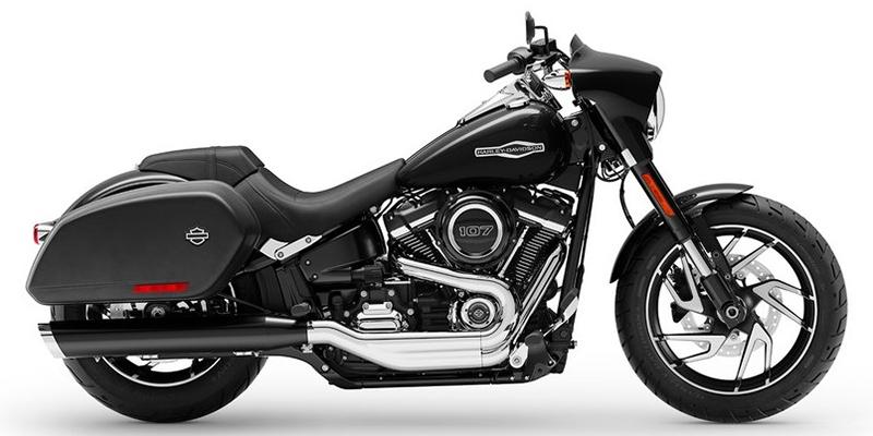 Softail® Sport Glide® at Champion Harley-Davidson®, Roswell, NM 88201