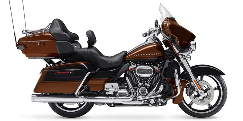 Electra Glide® CVO™ Limited at Bluegrass Harley Davidson, Louisville, KY 40299