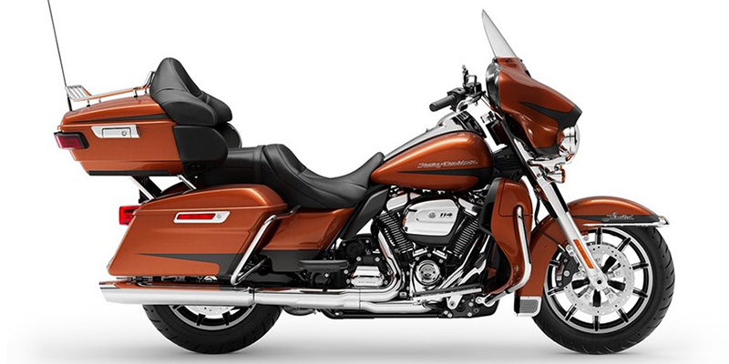 Ultra Limited at Mike Bruno's Northshore Harley-Davidson