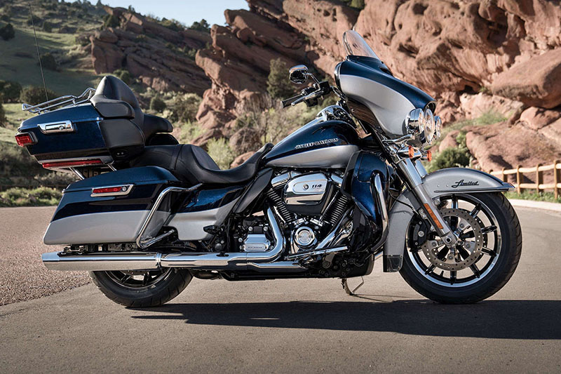 2019 Harley-Davidson Electra Glide® Ultra Limited Low at Harley-Davidson® Shop of Winona, Winona, MN 55987