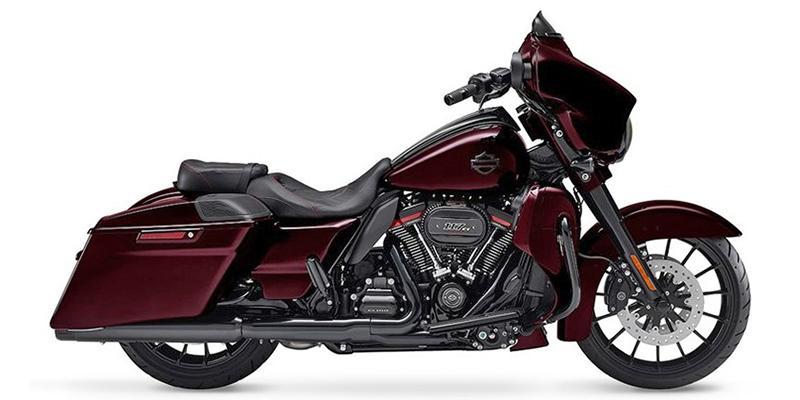 CVO™ Street Glide® at M & S Harley-Davidson