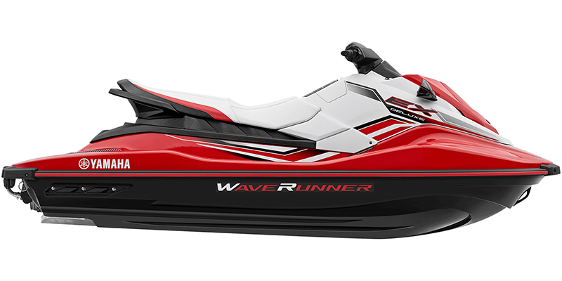 2019 Yamaha WaveRunner® EX Deluxe at Kent Powersports, North Selma, TX 78154