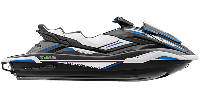 2019 Yamaha WaveRunner® FX Cruiser HO at Kawasaki Yamaha of Reno, Reno, NV 89502