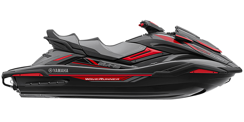 2019 Yamaha WaveRunner® FX Cruiser SVHO at Kawasaki Yamaha of Reno, Reno, NV 89502