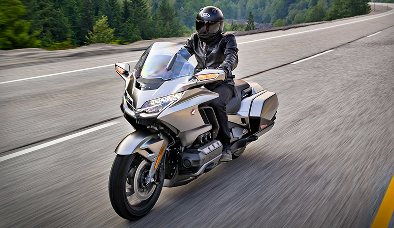 2019 Honda Gold Wing DCT at Kent Powersports, North Selma, TX 78154