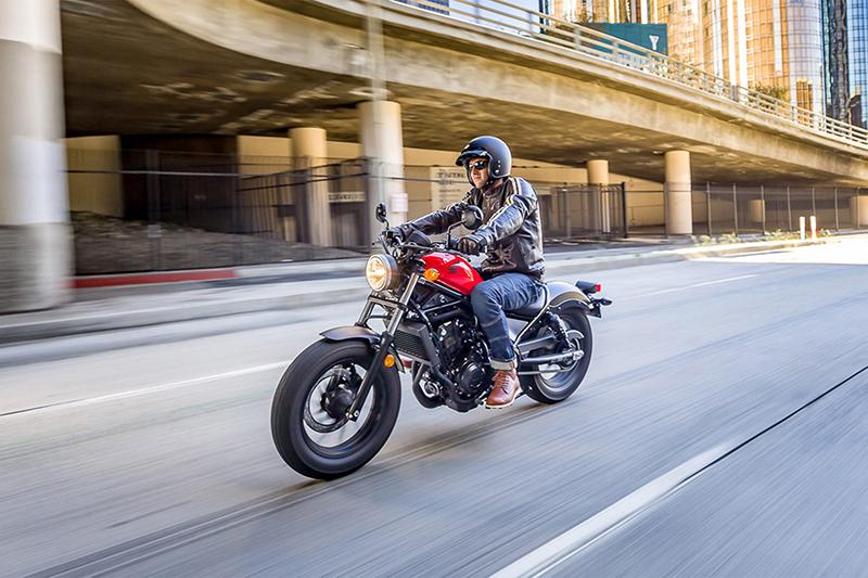 2019 Honda Rebel 500 at Interstate Honda