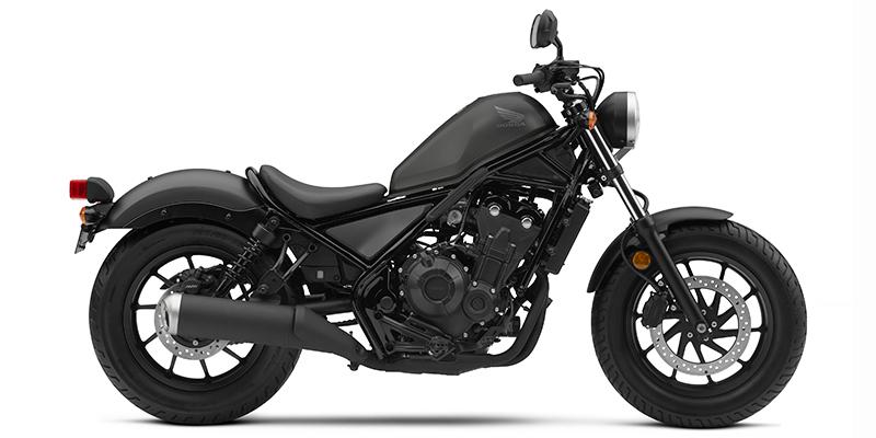 Rebel® 500 ABS at Wild West Motoplex