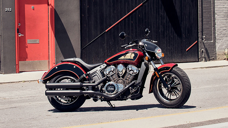 2019 Indian Scout® Base at Lynnwood Motoplex, Lynnwood, WA 98037