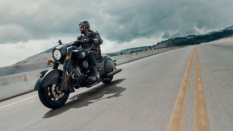 2019 Indian Chief Dark Horse at Sloans Motorcycle ATV, Murfreesboro, TN, 37129