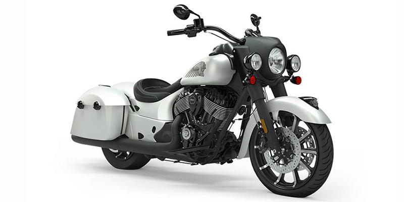 2019 Indian Springfield Dark Horse at Sloan's Motorcycle, Murfreesboro, TN, 37129