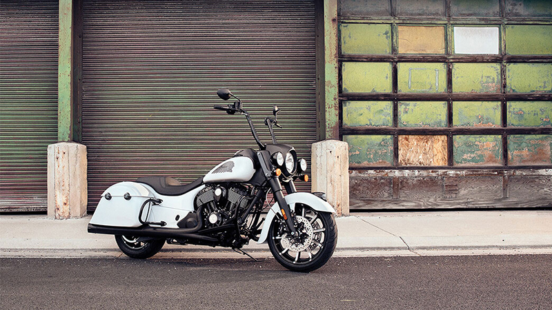 2019 Indian Springfield® Dark Horse® at Stu's Motorcycles, Fort Myers, FL 33912