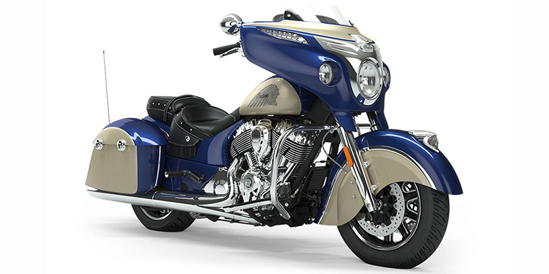 2019 Indian Chieftain Classic at Reno Cycles and Gear, Reno, NV 89502