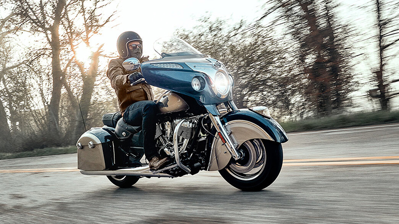 2019 Indian Chieftain® Classic at Stu's Motorcycles, Fort Myers, FL 33912