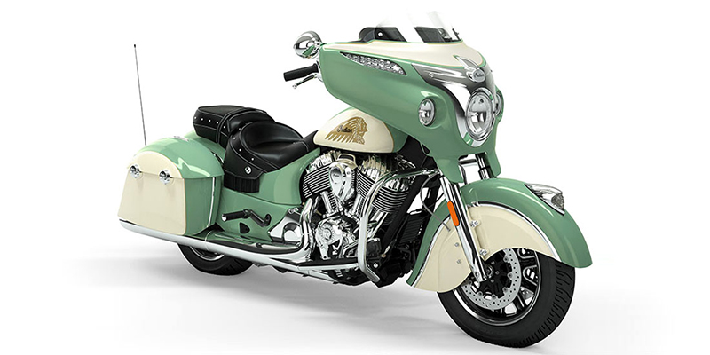 2019 Indian Chieftain® Classic at Mungenast Motorsports, St. Louis, MO 63123