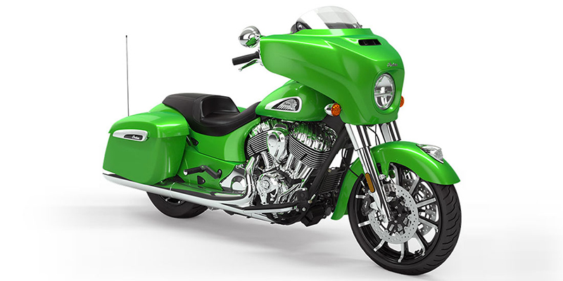 2019 Indian Chieftain® Limited at Stu's Motorcycle of Florida