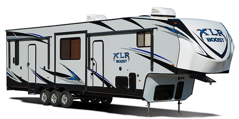 XLR Boost 37TSX13 at Youngblood Powersports RV Sales and Service