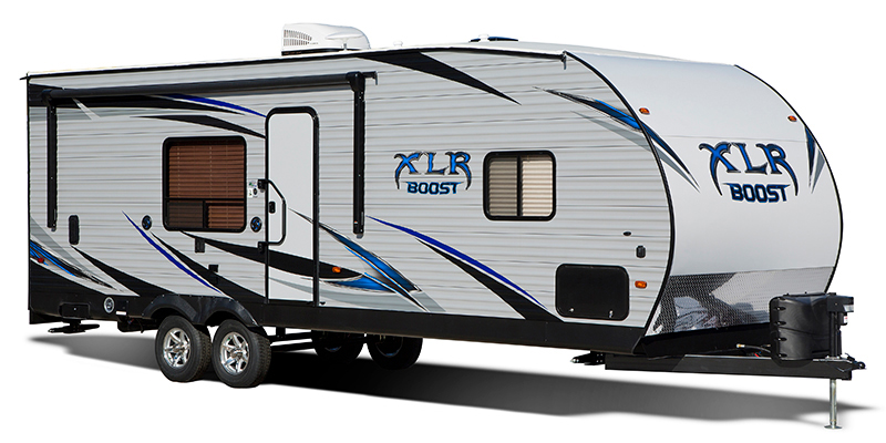 XLR Boost 27QBX at Youngblood Powersports RV Sales and Service