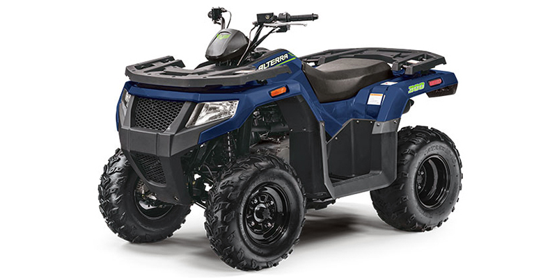 2019 Textron Off Road Alterra 300 4x4 at Hebeler Sales & Service, Lockport, NY 14094