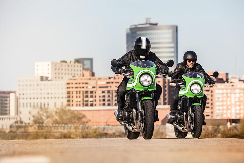2019 Kawasaki Z900RS Cafe at Rod's Ride On Powersports, La Crosse, WI 54601