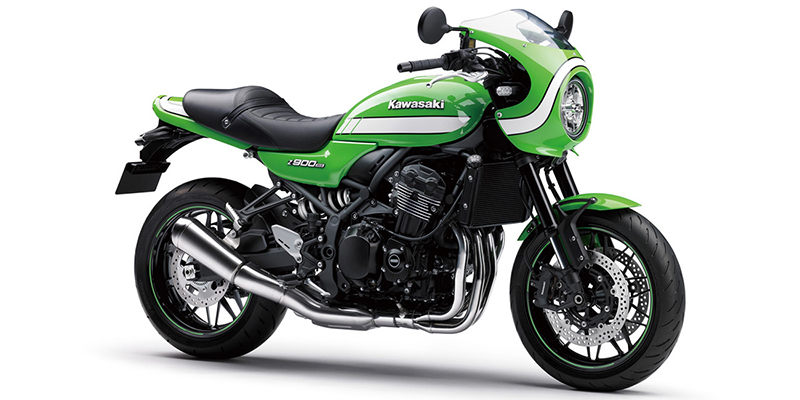 2019 Kawasaki Z900RS Cafe at Kawasaki Yamaha of Reno, Reno, NV 89502