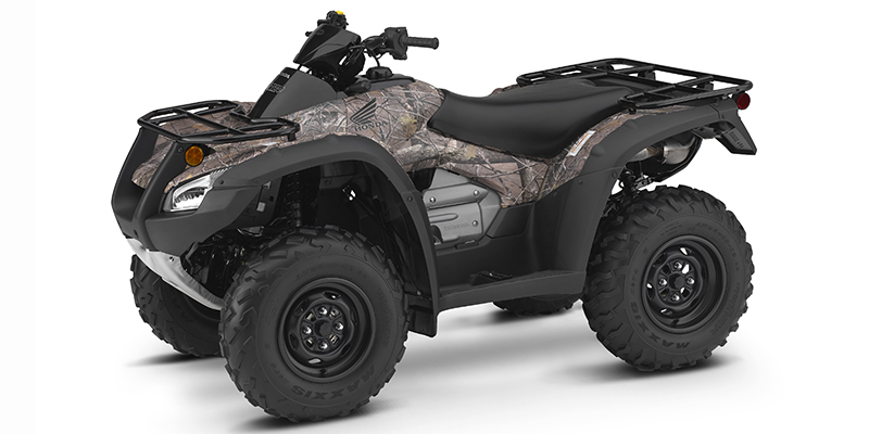 2019 Honda FourTrax Rincon® Base at Kent Powersports of Austin, Kyle, TX 78640