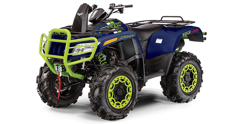 2019 Textron Off Road Alterra 700 MudPro LTD at Hebeler Sales & Service, Lockport, NY 14094