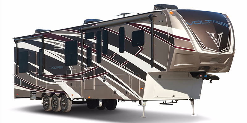 Voltage Epic 4210 at Campers RV Center, Shreveport, LA 71129