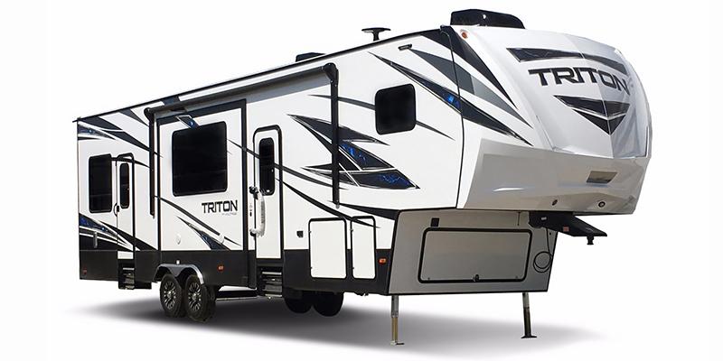 Voltage Triton 3951 at Campers RV Center, Shreveport, LA 71129
