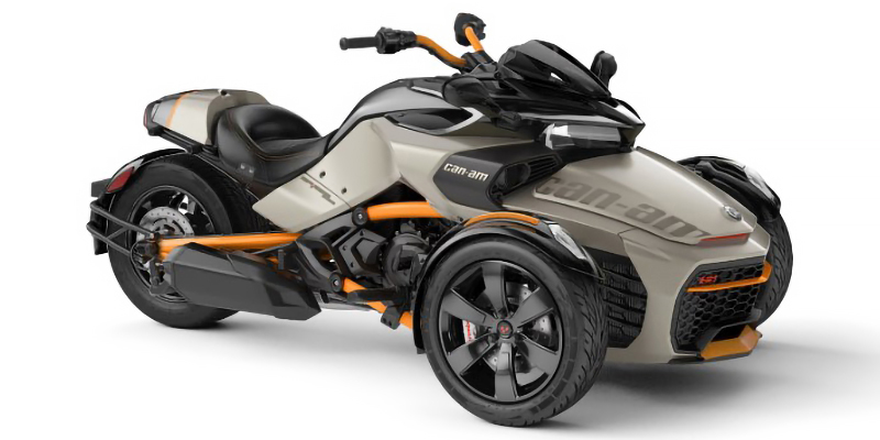 Spyder F3 S Special Series