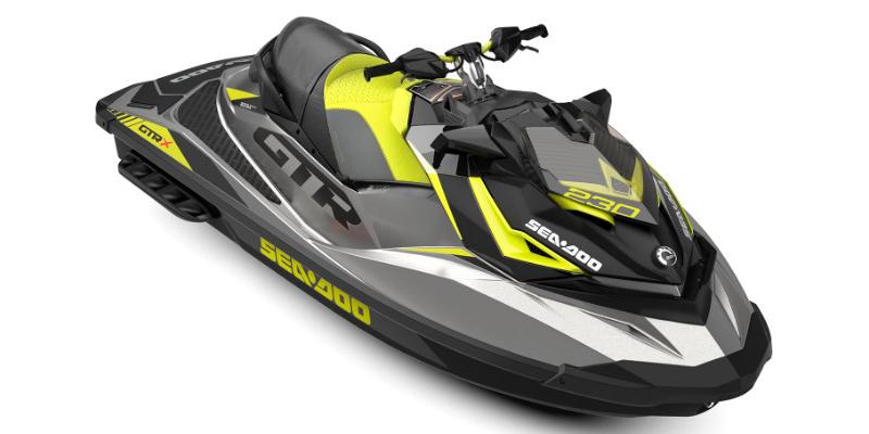 2019 Sea-Doo GTR™ X 230 at Kent Powersports, North Selma, TX 78154