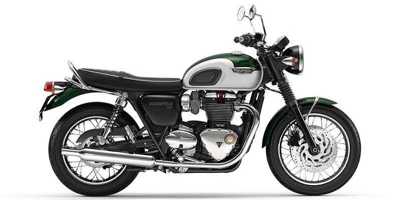 Bonneville T120 at Youngblood Powersports RV Sales and Service