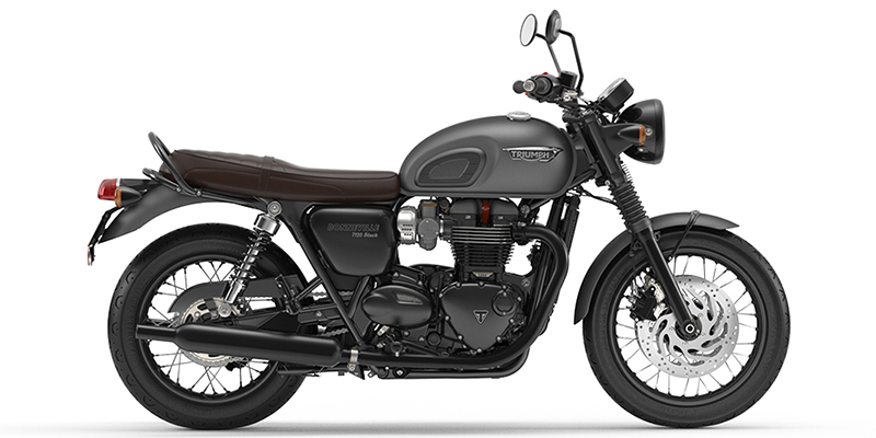 Bonneville T120 Black at Youngblood Powersports RV Sales and Service