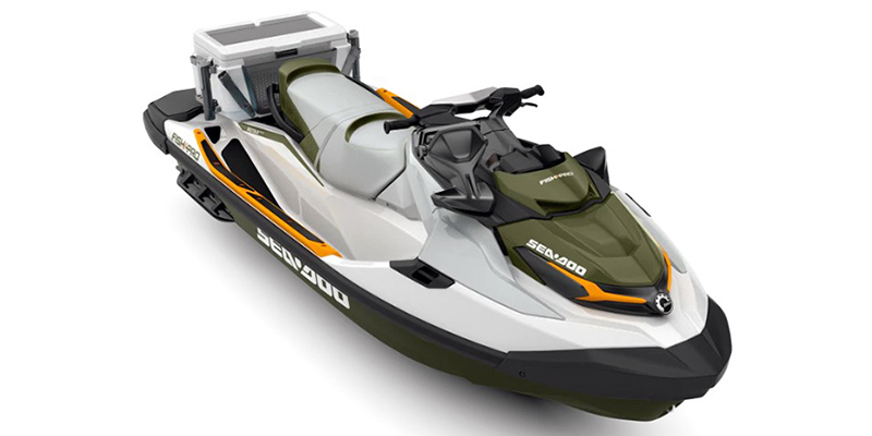 2019 Sea-Doo FISH PRO™ 155 at Hebeler Sales & Service, Lockport, NY 14094