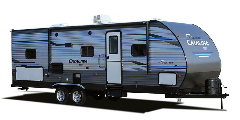 Catalina SBX 281DDS at Campers RV Center, Shreveport, LA 71129