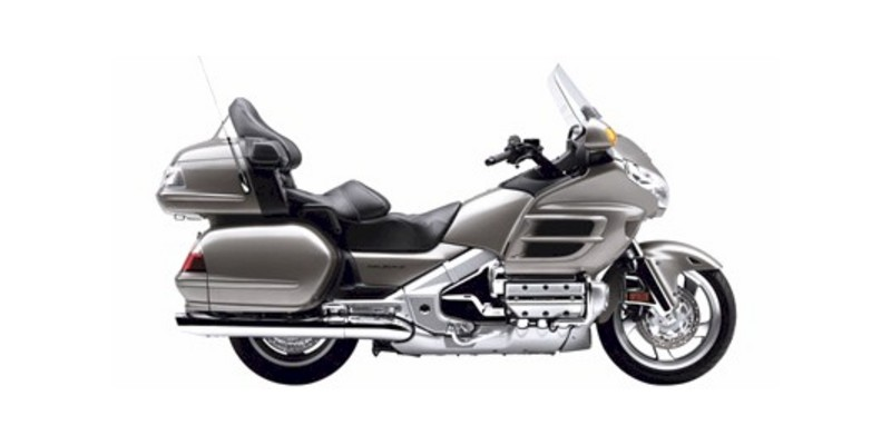 2008 Honda Gold Wing Audio / Comfort / Navi at Kent Motorsports, New Braunfels, TX 78130