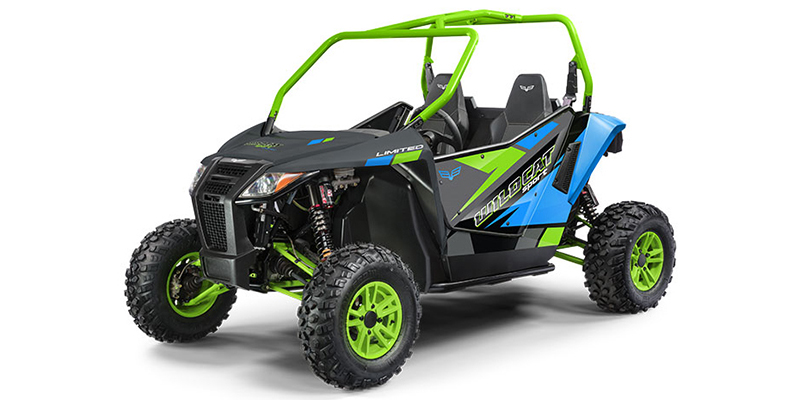 2019 Textron Off Road Wildcat Sport LTD at Hebeler Sales & Service, Lockport, NY 14094