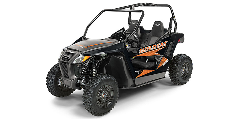 Wildcat Trail at Hebeler Sales & Service, Lockport, NY 14094