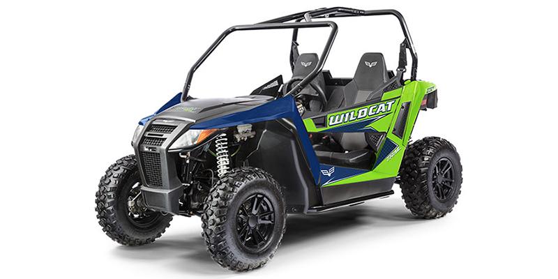 Wildcat Trail XT at Hebeler Sales & Service, Lockport, NY 14094