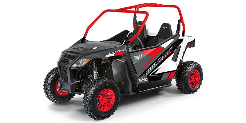 2019 Textron Off Road Wildcat Trail LTD EPS at Harsh Outdoors, Eaton, CO 80615