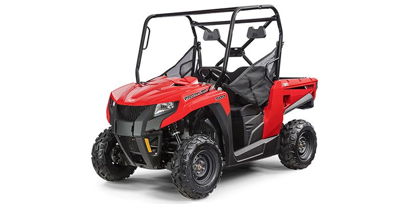 Prowler 500 at Hebeler Sales & Service, Lockport, NY 14094