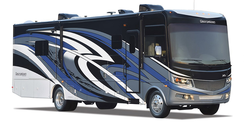 Georgetown XL 369DS at Youngblood Powersports RV Sales and Service