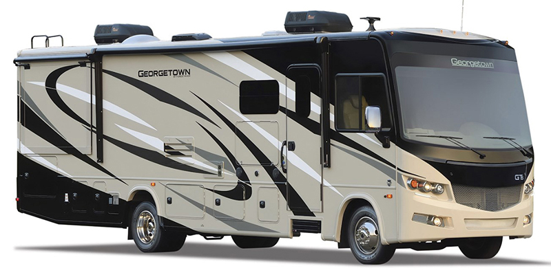 Georgetown 5 Series  GT5 34H5 at Youngblood Powersports RV Sales and Service